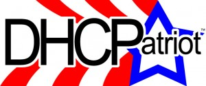 DHCPatriot logo