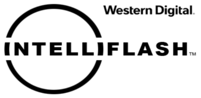 Western Digital Intelliflash Logo
